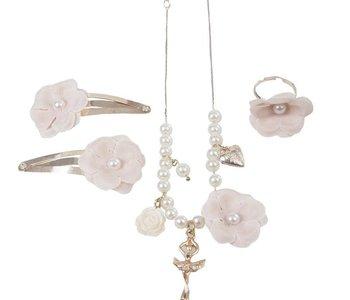 Ballet Dreams Necklace, Ring & Clips