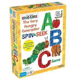Briarpatch The Very Hungry Caterpillar Spin & Seek