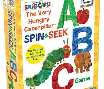 The Very Hungry Caterpillar Spin & Seek