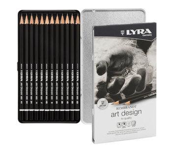 Lyra Drawing Pencils 12 Asst