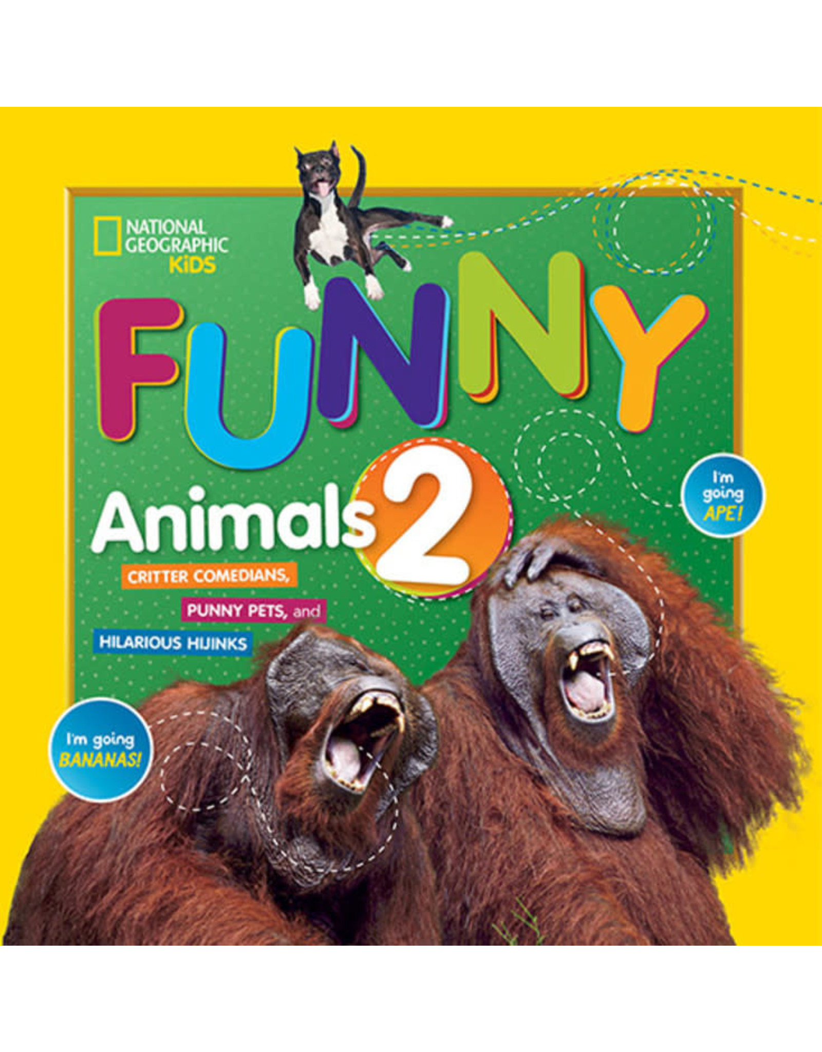 National Geographic Just Joking Funny Animals 2