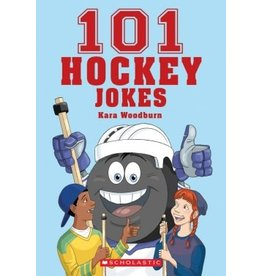 Scholastic 101 Hockey Jokes