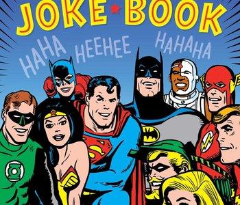 The Official DC Super Hero Joke Book