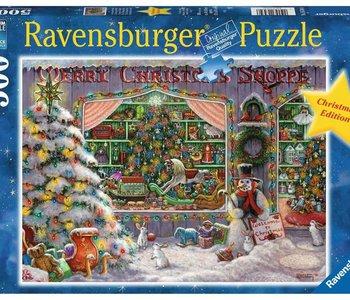 The Christmas Shop 500pc Puzzle