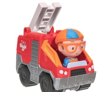 BliPPi Fire Truck
