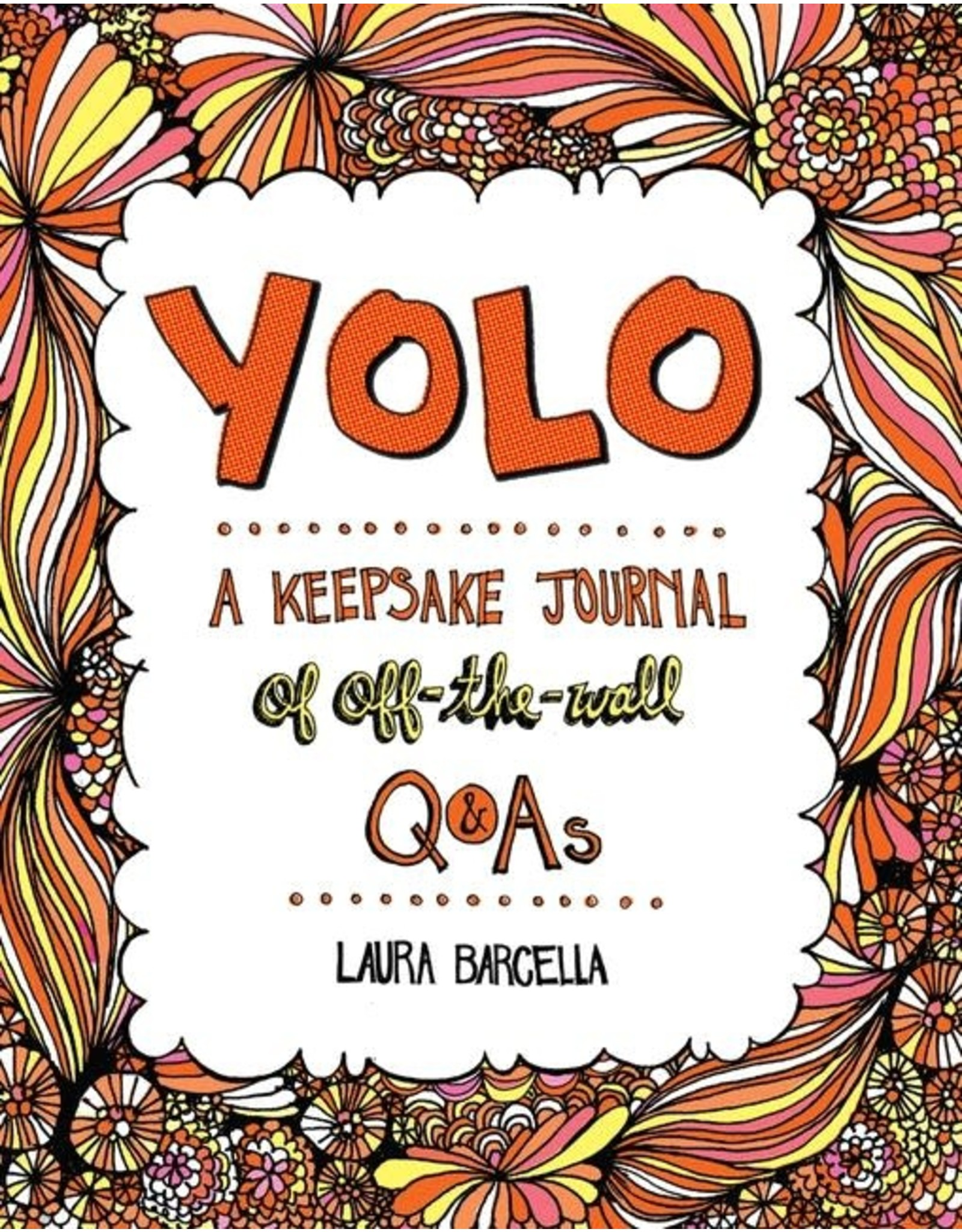 Sterling YOLO A Keepsake Journal
