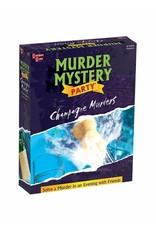 University Games Murder Mystery The Champagne Murder
