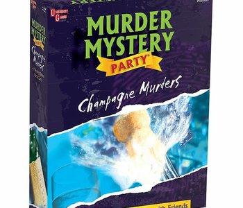 Murder Mystery The Champagne Murder