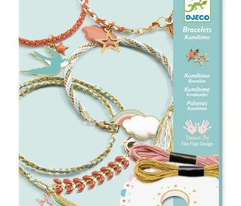 Celeste Kumihimo Bracelets Kit