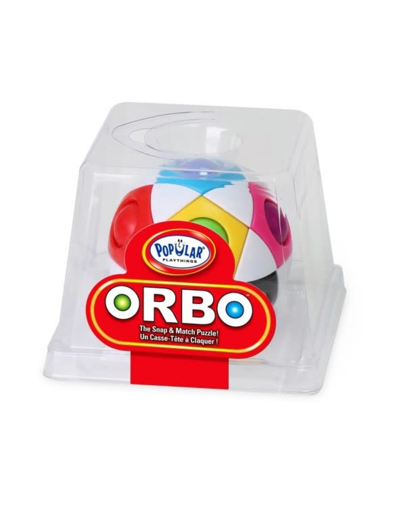 Popular Playthings Orbo Puzzle