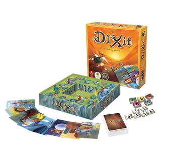 Dixit Game (english)
