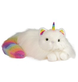 Douglas Ziggy Caticorn Rainbow Fuzzle