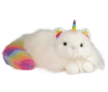 Ziggy Caticorn Rainbow Fuzzle
