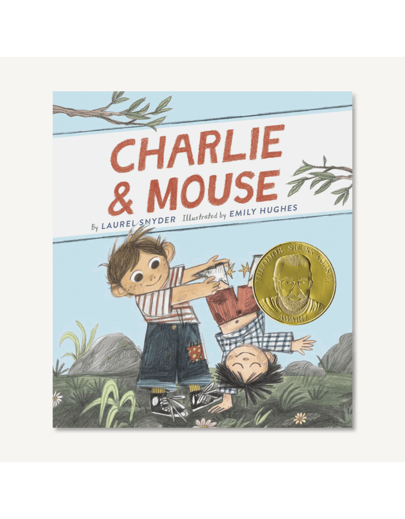 Chronicle Books Charlie & Mouse Book 1