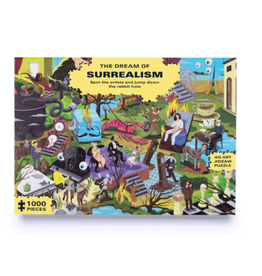 The Dream of Surrealism 1000pc Puzzle