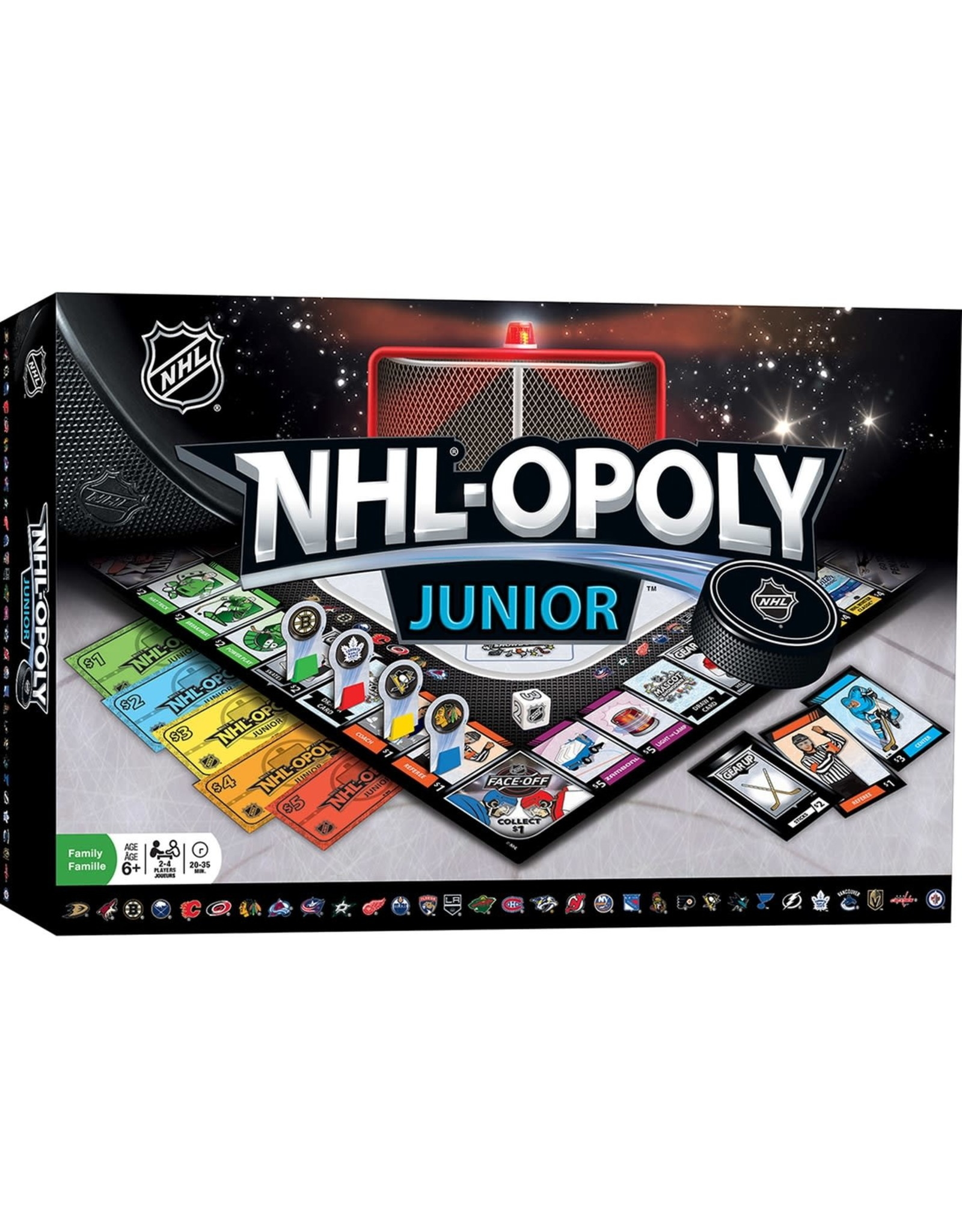 NHL-Opoly Game