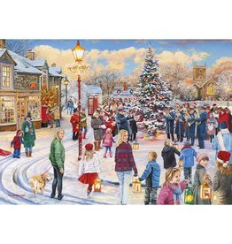 GIBSONS Christmas Chorus 1000 pc puzzle