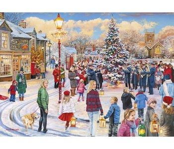 Christmas Chorus 1000 pc puzzle