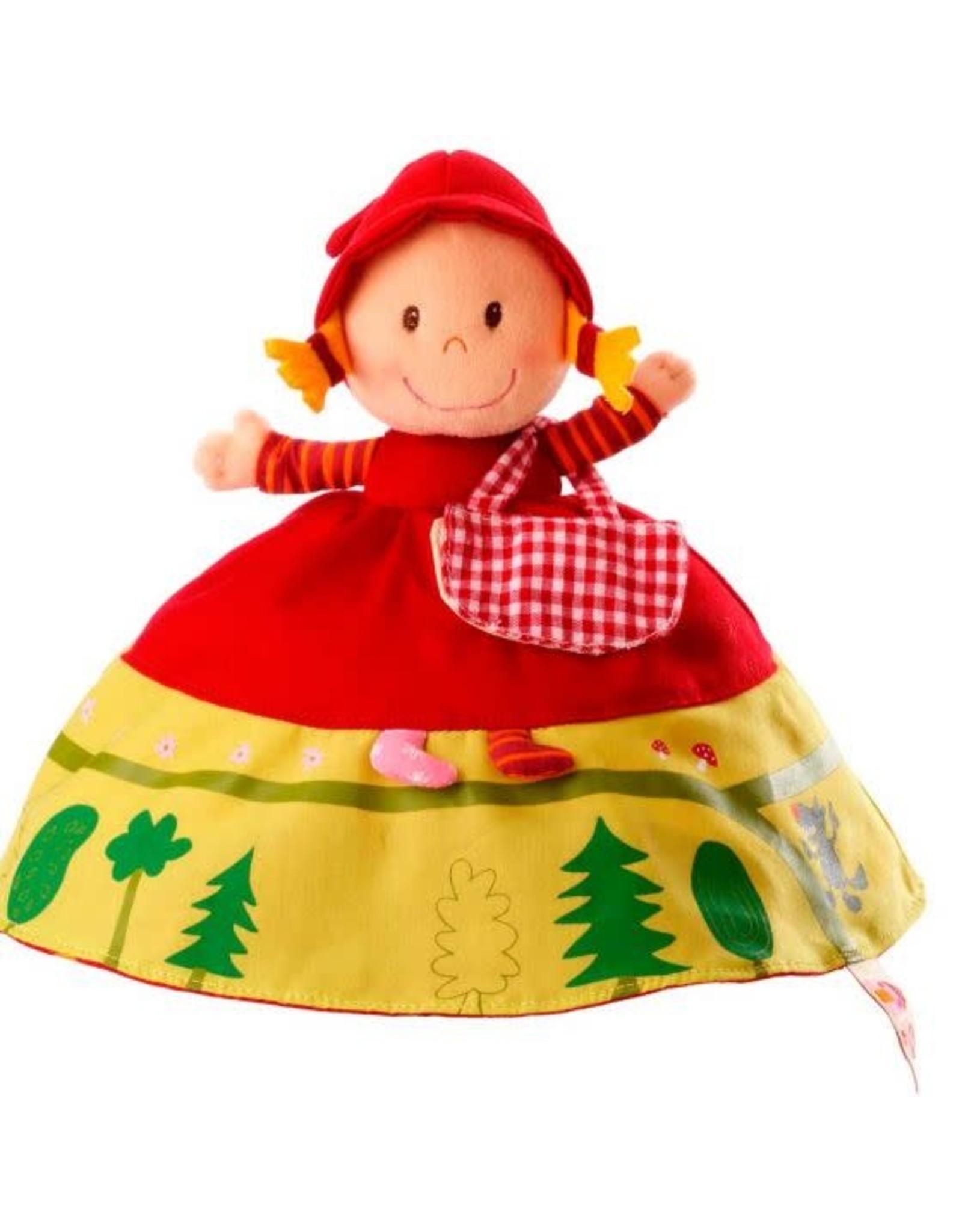 Lilliputiens Reversible Red Riding Hood Puppet