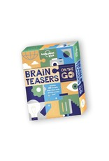 Lonely Planet Brain Teasers On The Go