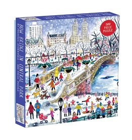 Galison Bow Bridge in Central Park 500pc Puzzle