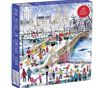 Bow Bridge in Central Park 500pc Puzzle