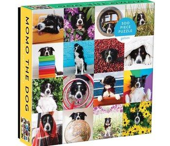 Momo The Dog 500pc Puzzle