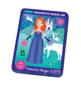 Mudpuppy Princess Magic Magnetic Tin