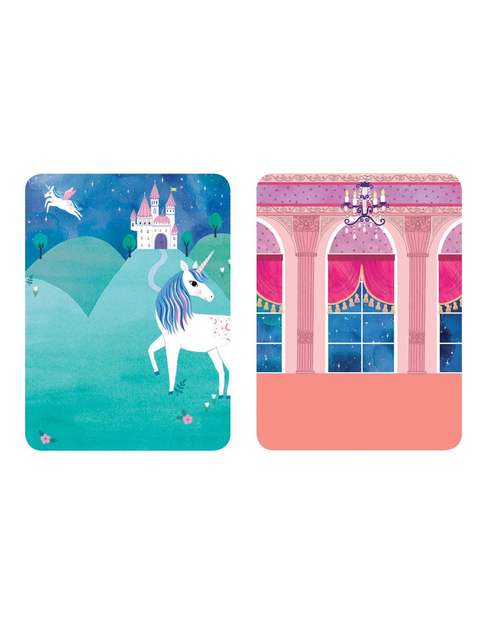 Mudpuppy Princess Magic Magnetic Tin