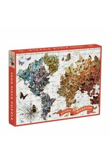 Galison Butterfly Migration 1000pc Puzzle