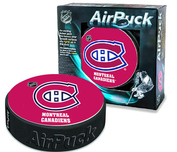 Air Puck Montreal Canadians