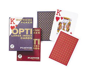 Opti Playing Cards (poker)