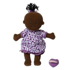 Manhattan Toy Wee Baby Stella w Purple Outfit