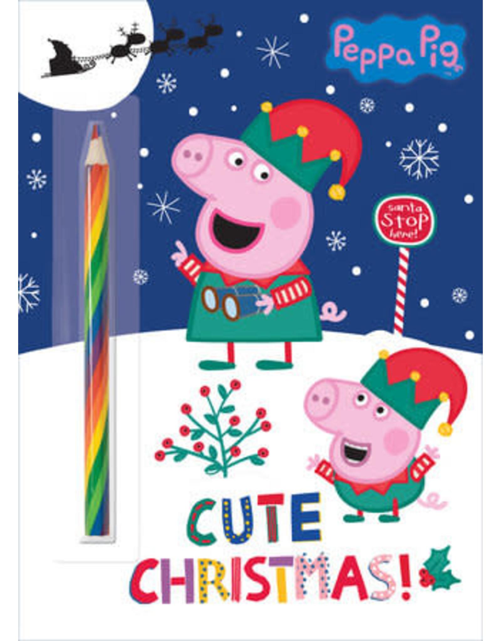 Golden Cute Christmas! (Peppa Pig)