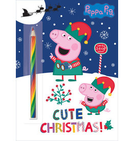 Golden Cute Christmas! (Peppa Pig)