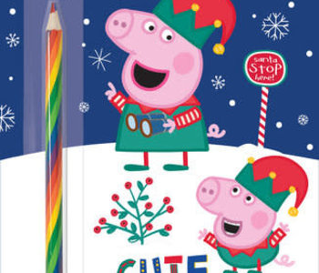 Cute Christmas! (Peppa Pig)