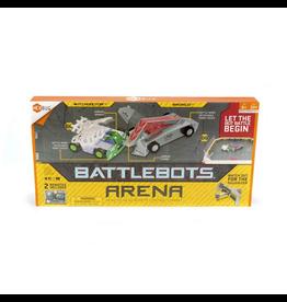 Hexbug Hexbug Battlebots ARena 3.0 Witch Doctor & Bronco