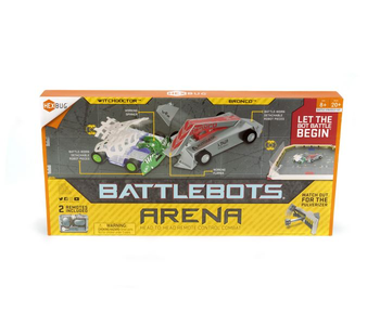 Hexbug Battlebots ARena 3.0 Witch Doctor & Bronco
