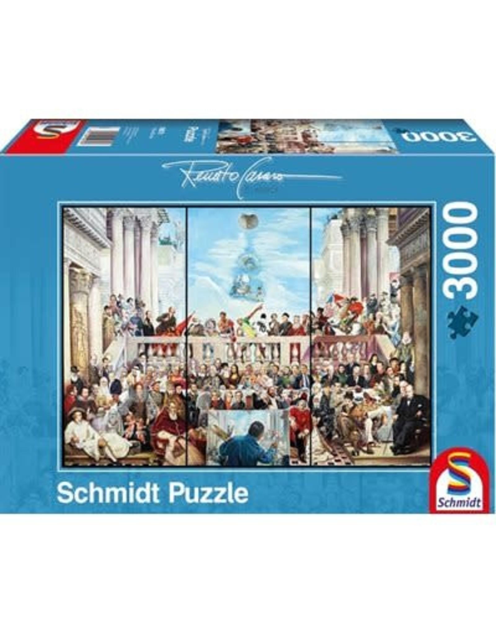 Schmidt Renato Casaro 3000pc Puzzle