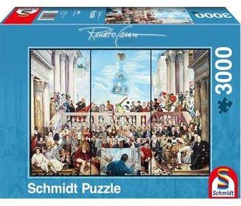 Renato Casaro 3000pc Puzzle
