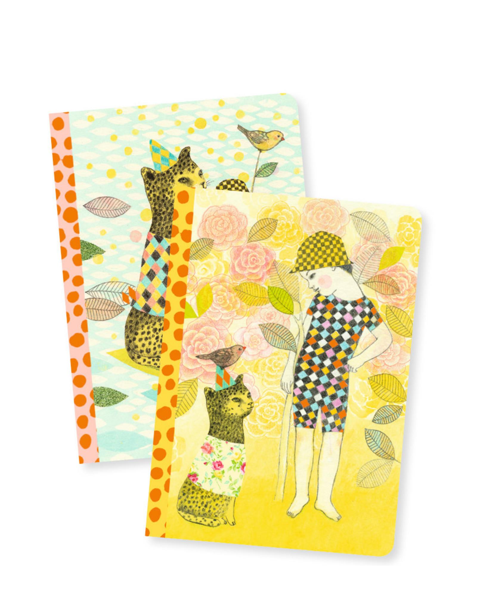 Djeco Elodie Little Notebooks
