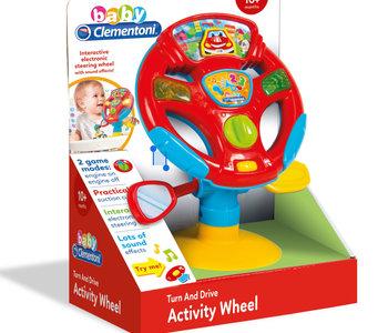 Turn & Drive Activity Wheel