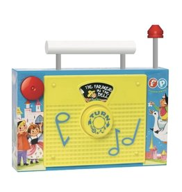 Fisher Price Fisher Price TV Radio