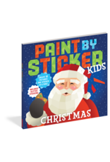 Workman Paint by Sticker Kids: Christmas