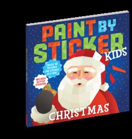 Workman Paint by Sticker Kids: Christmas