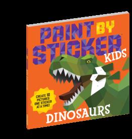 Workman Paint by Sticker Kids: Dinosaurs