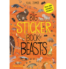 Thames & Hudson The Big Sticker Book of Beasts