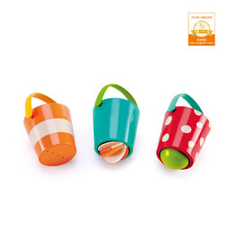 Hape Happy Buckets Set Bath Toy