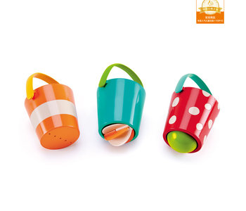 Happy Buckets Set Bath Toy