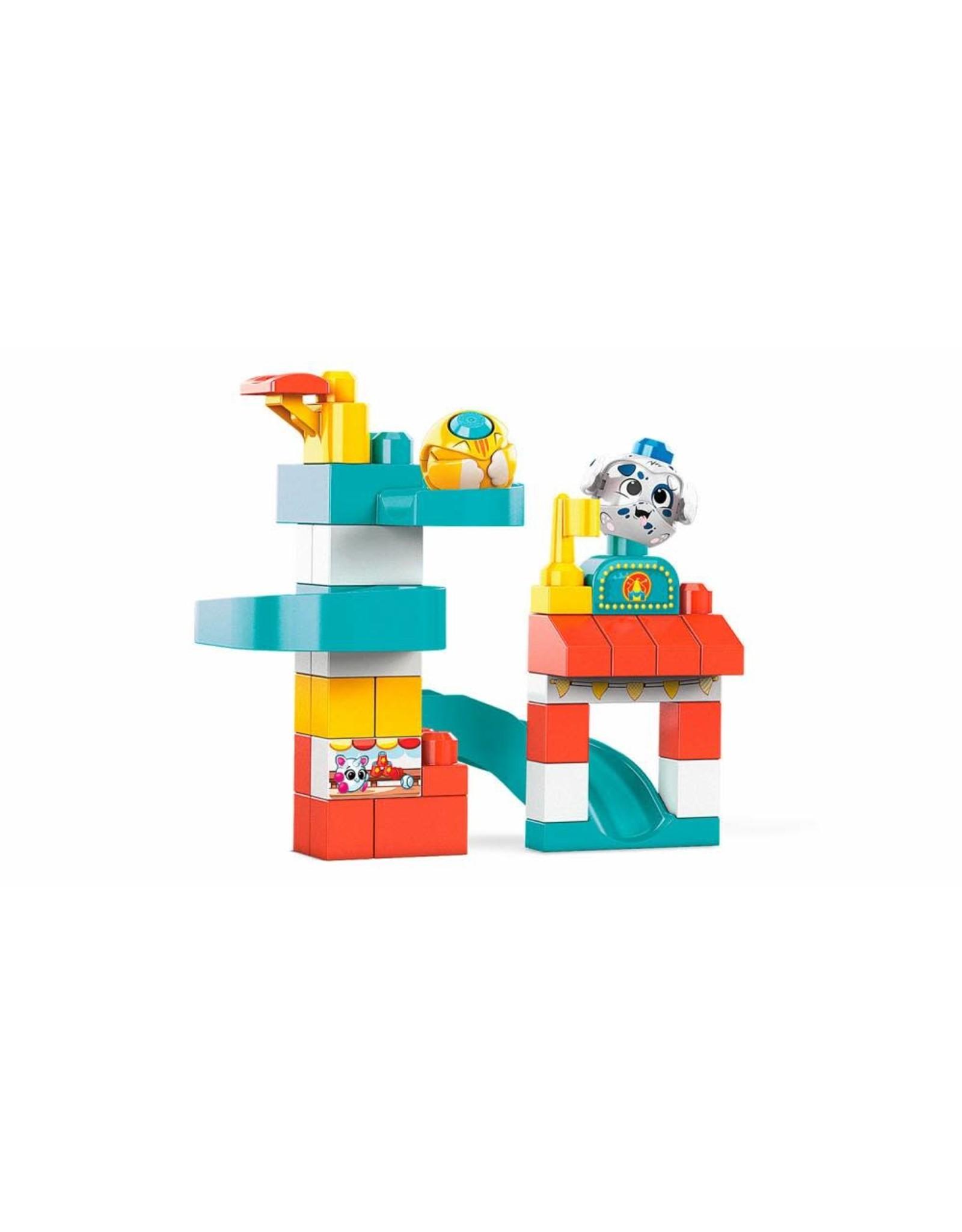 Mega Bloks Mega Bloks Amusement Park